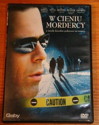 W CIENIU MORDERCY       DVD