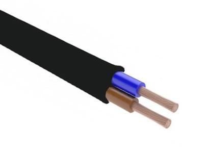 Ω kábel 2x1,5 mm2 300V Black 100 G-113190