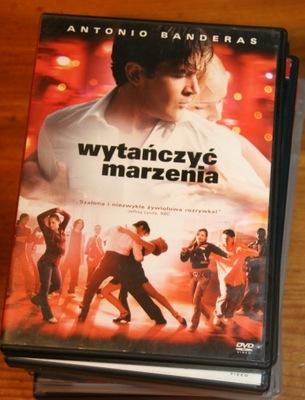 WYTAŃCZYĆ MARZENIA       DVD