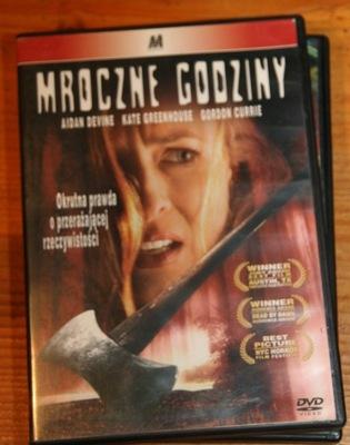 MROCZNE GODZINY   DVD