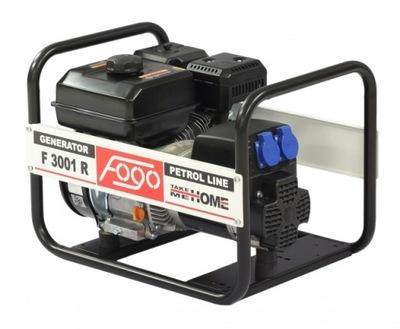 Fogo F 3001R benzín, generátor, 2.7 kW AVR 20852