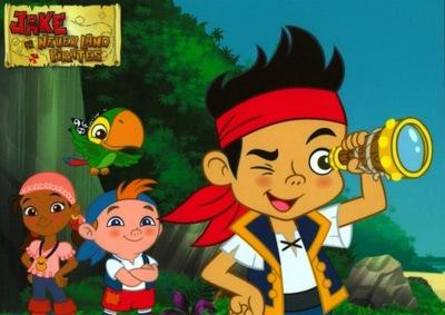 Джейк и пираты Neverland 03