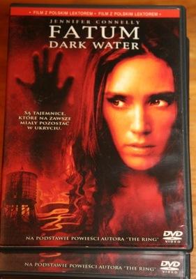 FATUM DARK WATER     DVD