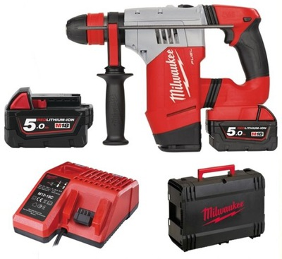 MILWAUKEE M18CHPX-502X KLADIVO SDS-PLUS 18V 2x5.0Ah=""""