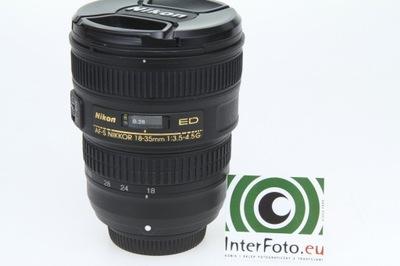 InterFoto: Nikkor 18-35/3.5-4.5 AF-S G ED Nikon gw