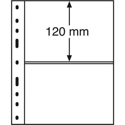 Карта на FDC,CP - Сторона Optima 2 S - Leuchtturm