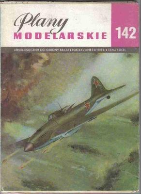 PM № 142 ШТУРМОВИК IL -2