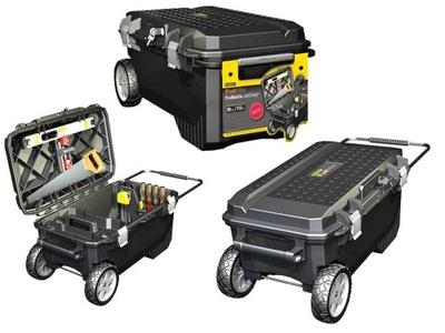 Box na náradie - STANLEY 94-850 akc prevodovka 113L ROBO-KOP