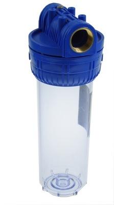 vodný Filter - prípad prípad 1 palec SPOĽAHLIVÉ !!