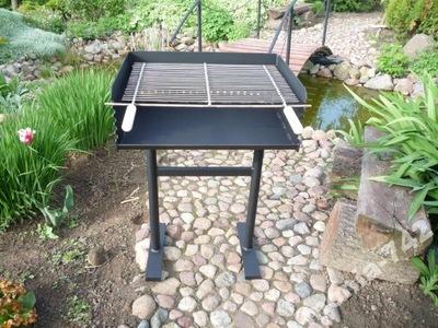 Grill ogrodowy blacha 4 mm!!