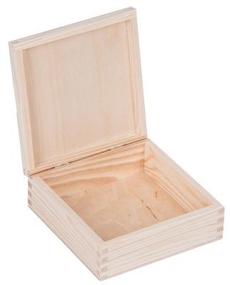 ?????????? коробка 16х16 см, декупаж