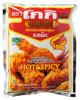 Темпура Острая Hot & Spicy Гоги 150 г Как из KFC