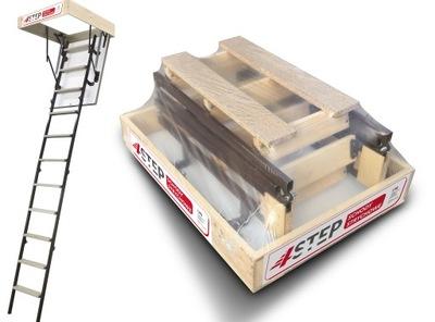 Podkrovných 4STEP: STALLUX 32, 80x55 55x80