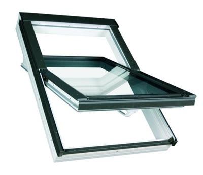 Okno dachowe ŁAZIENKOWE Optilight TLP 55x78+kołnie