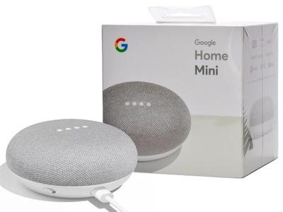 Умный Динамик Google Home мини Wi-Fi Белый