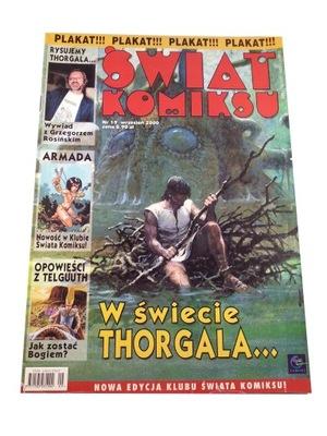 ŚWIAT KOMIKSU nr 19/2000