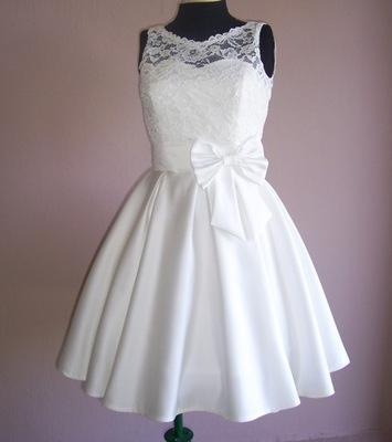 Sukienka ślubna szyta na miarę!!!
