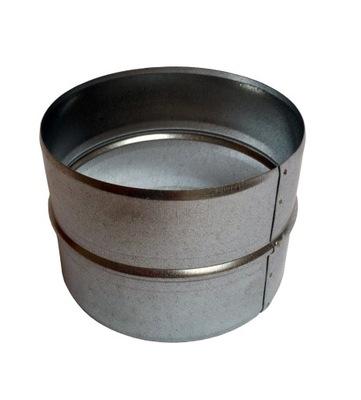 Konektor interného 160 mm spiro potrubia hadice kapota