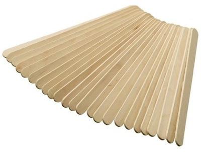 палочки для МОРОЖЕННОГО 50 штук деревянные 13 ,5 СМ ВЕТКУ