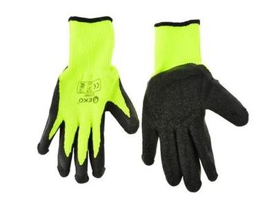 перчатки рабочие ?????????? ЗЕЛЕНЫЕ R-8 2шт
