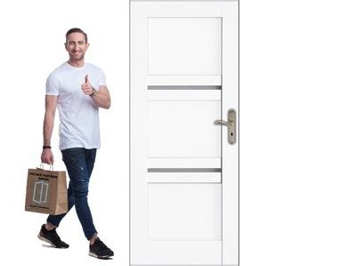 "VÝROBCA "" WINDOOR dvere vnútorné Panel DAHL"