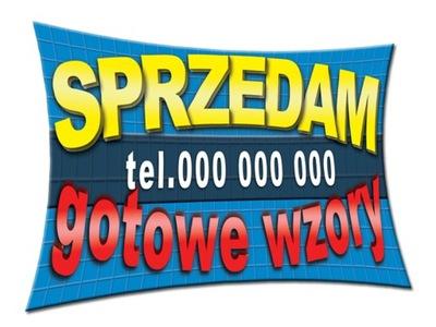 POLE PVC 100x50 KÚPIŤ dom, pozemok banner