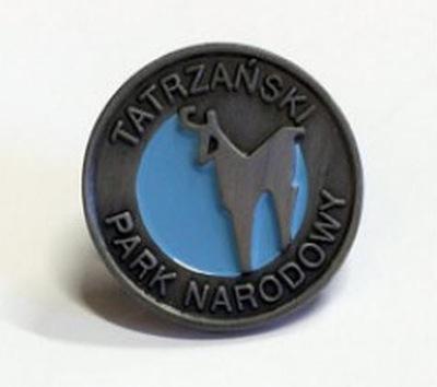 Знак Марку TPN Татранский Национальный Парк