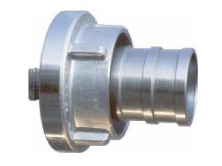 Ventil na hadicu - STORZ 52-C konektor fi25 rozmer 66mm kovaná ALU