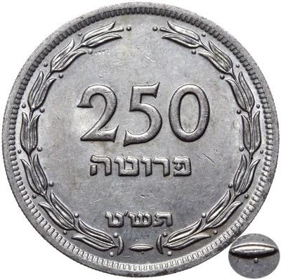 Израиль - монета - 250 Pruta 1949 - ? ??????????