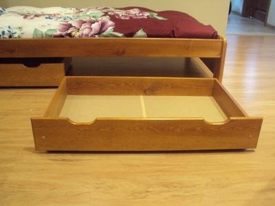 ящик ?????????? сосновая под кровать 100 см Ольха