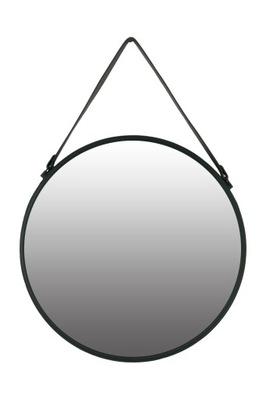 зеркало Круглые В СТРОКЕ 50 СМ черные ТОЛСТЫЙ Рама