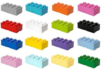 LEGO NÁDOBA 50 cm krabica HRAČIEK KÚPIŤ