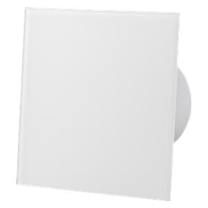 Ventilátor - FAN dRim 100TS Timer + biela matná doska