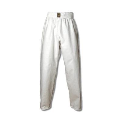 Cvičenie Nohavice, Biela 160 cm