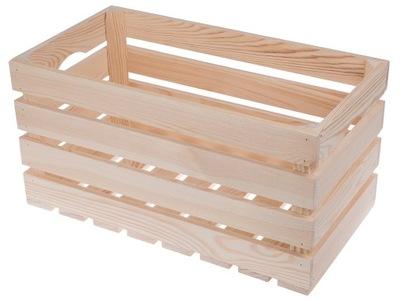 Drevená DEBNA BOX balkón boxy ECO