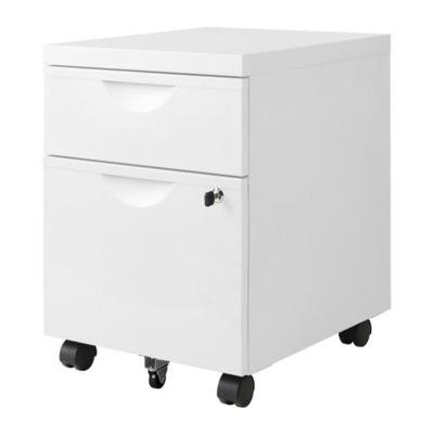 IKEA bielizníka / skrinka / Skrinka na kolieskach ERIC white