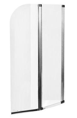 Sprchové dvere - SKLENENÝ PARAWAN ON / PRACUJE 2 KROKY 80x140