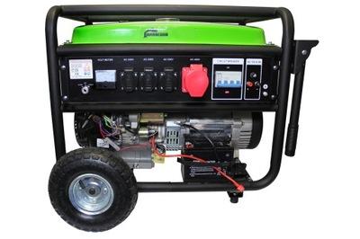 Приводимый В Действие Barracuda 5 .5kW 400В 3F полдник электрический