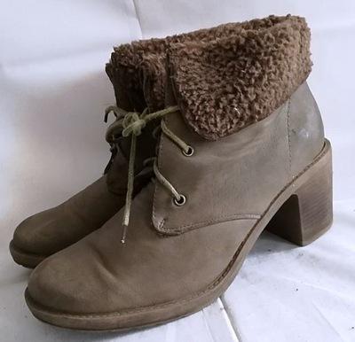 0a9724a4 Czółenka RYŁKO ESTIMA 36,5 buty szpilki czarne 7484942781 - Allegro.pl