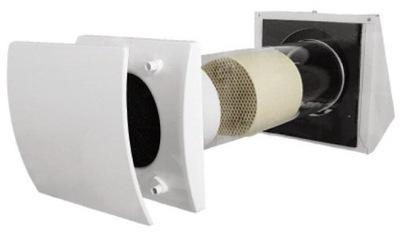 рекуператор настенный HR-WALL рекуперация тепла 60м3/ч