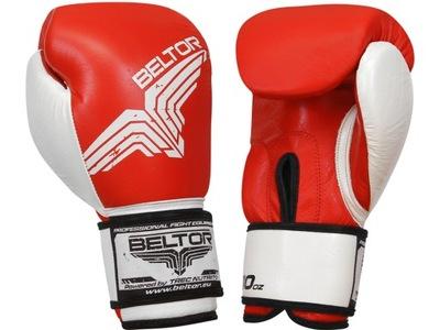 BELTOR Boxerské Rukavice Pro-Boj 14 oz, na TRECIE