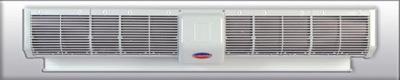 Klimatizácia - OLEFINI clona KWH36 - výmenník vody