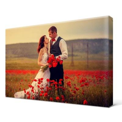 Фото-Картина на холсте Ваши фотография 70x50cm изображения