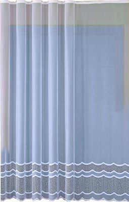 Elegantné opony hladký, čistý interiér 500x240 250