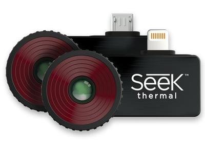 CompactPRO Hľadať Termálne Kamery, termálne videnie, iOS+GRAT