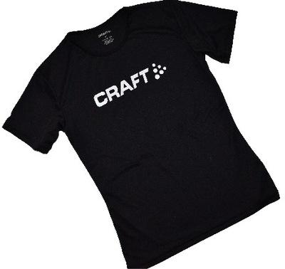 e3b283f93 CRAFT koszulka SPORTOWA czarna z SIATKĄ 44/XL 7752468351 - Allegro.pl