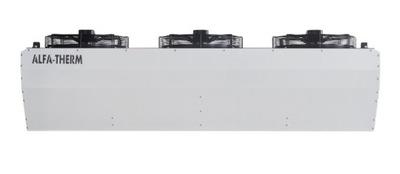 Vzduchu-tepelné opony - priemyselné 2,0 MAC