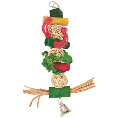 Trixie Zabawka Żerdka ze sznura przykręcana 5160