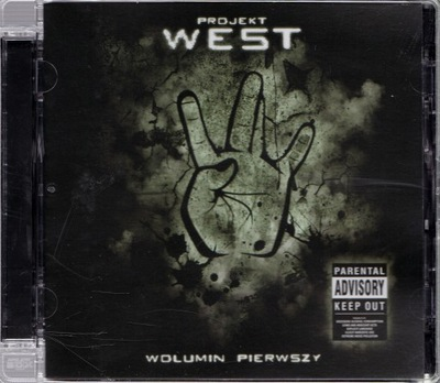 CD- PROJEKT WEST- WOLUMIN PIERWSZY (NOWA)