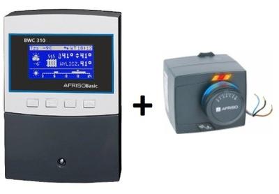AFRISO погодный регулятор BWC 310 привод ARM343